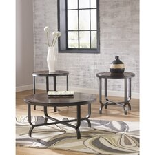 Ferlin 3 Piece Coffee Table Set