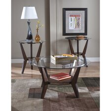 Ferretti 3 Piece Coffee Table Set