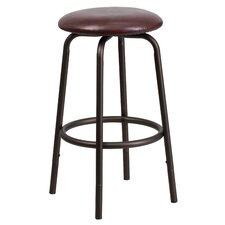"24.5"" Backless Bar Stool"