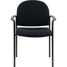 Stackable Steel Side Chair