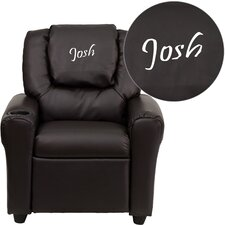 Kids Personalized Recliner