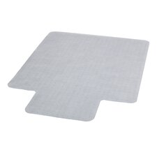Low Pile Carpet Straight Edge Chair Mat