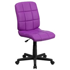 Mid Back Quilted Task Chair