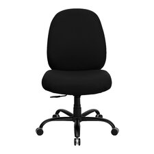 Hercules Series Mid-Back Big and Tall Office Chair