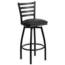 "Hercules Series 32"" Swivel Bar Stool"