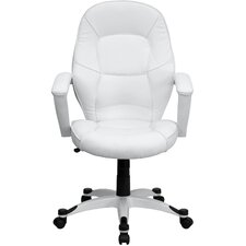 Mid-Back Executive Swivel Office Chair