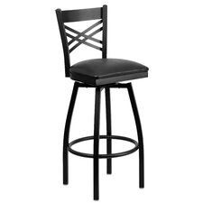 "Hercules 32"" Swivel Bar Stool"