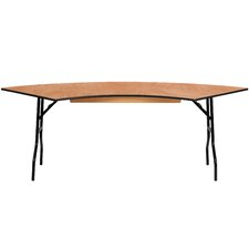 "60"" Semi Circle Folding Table"