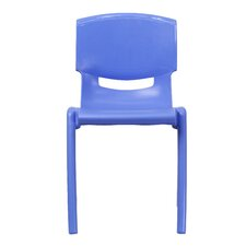 Personalized Kids Stackable School Chair