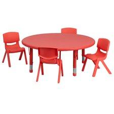 Round Activity Table