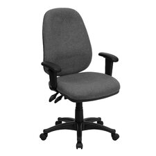 <strong>Flash Furniture</strong> Fabric Computer Office Chair