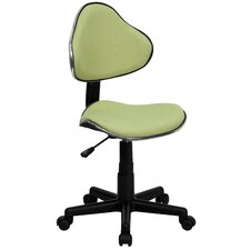 <strong>Flash Furniture</strong> Student Mid-Back Task Chair with Metal Accent Bands