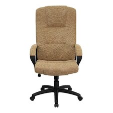 <strong>Flash Furniture</strong> High-Back Fabric Executive Chair