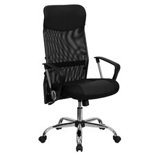 <strong>Flash Furniture</strong> High-Back Mesh Split Office Chair