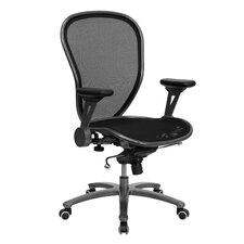 <strong>Flash Furniture</strong> Mid-Back  Mesh Managerial Chair
