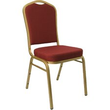 <strong>Flash Furniture</strong> Hercules Series Crown Back Stacking Banquet Chair