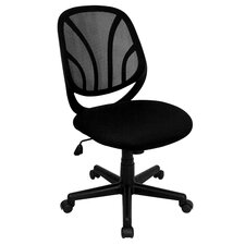 <strong>Flash Furniture</strong> Y-Go Mid-Back Mesh Computer Task Chair