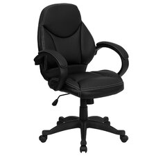 <strong>Flash Furniture</strong> Office Chair with Outline Stitching