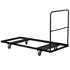 Steel Folding Table Dolly for Rectangular Folding Tables
