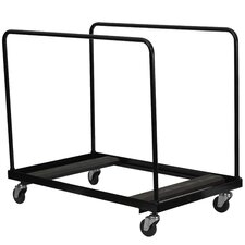 Steel Folding Table Dolly for Round or Rectangular Tables
