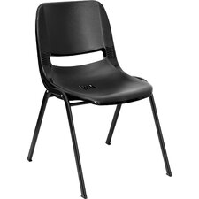 Hercules Series Ergonomic Shell Stack Chair