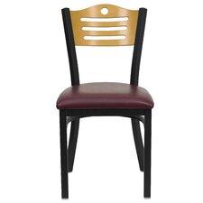 Hercules Series Slat Back Side Chair