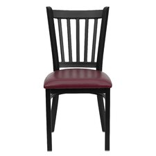 <strong>Flash Furniture</strong> Hercules Series Vertical Back Side Chair