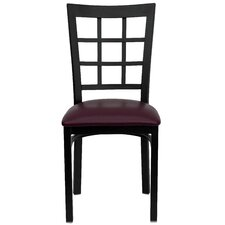 <strong>Flash Furniture</strong> Hercules Series Window Back Side Chair