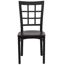 Hercules Series Window Back Side Chair