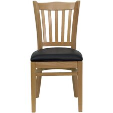 <strong>Flash Furniture</strong> Hercules Series Vertical Slat Back Side Chair