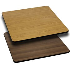 <strong>Flash Furniture</strong> Square Reversible Laminate Table Top