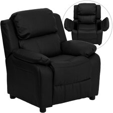 Contemporary Deluxe Kids Recliner