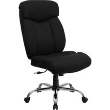 Hercules Series High-Back Big and Tall Office Chair without Arms