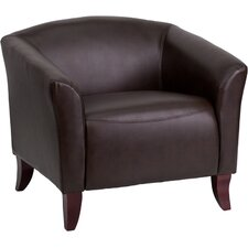 Hercules Imperial Series Leather Chair