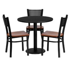 <strong>Flash Furniture</strong> 4 Piece Dining Set