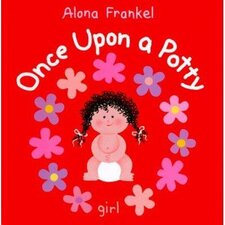 Once Upon A Potty Book For Girls