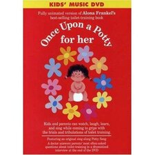 Once Upon A Potty DVD For Girls