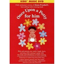 <strong>Child Matters Corporation</strong> Once Upon A Potty DVD For Boys