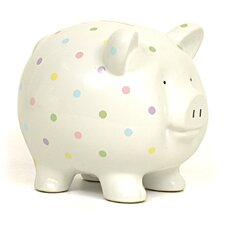 Confetti Large Piggy Bank