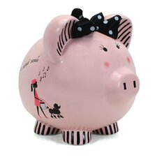 <strong>Child to Cherish</strong> Miss Madeleine Piggy Bank