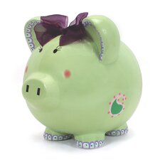 Paisley Piggy Bank