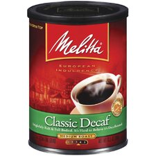 10.5 Oz. Classic Decaffeinated Ground Coffee