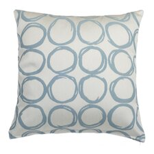 Circa Indoor and Outdoor Square Pillow