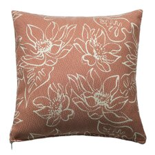 Magnolia Outdoor and Indoor Square Pillow