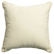 <strong>Mastercraft Fabrics</strong> Outdoor/Indoor Vibrant Ceres Alabaster Pillow