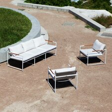 <strong>Harbour Outdoor</strong> Breeze Lounge Seating Group