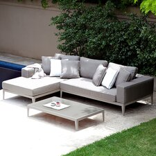 Balmoral 3 Piece Deep Seating Group with Cushions