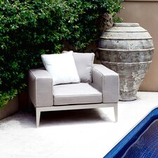 <strong>Harbour Outdoor</strong> Balmoral Deep Seating Chair with Cushions