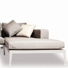 Balmoral Left/Right Arm Chaise Sectional Piece with Cushions