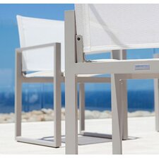 <strong>Harbour Outdoor</strong> Piano Dining Arm Chair